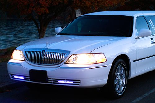 Lincoln Executive Town car